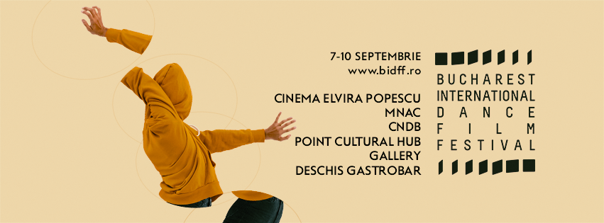Bucharest International Dance Film Festival