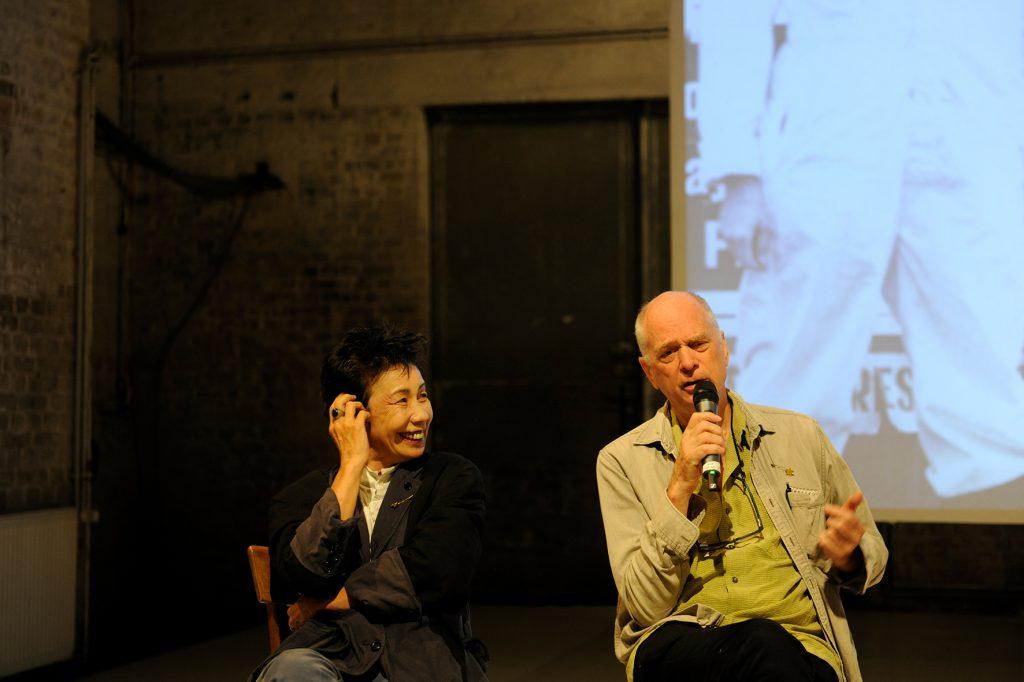POOL Shine Yoshiko Chuma und Douglas Dunn Foto Barbara Dietl